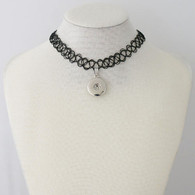 CHOKER - BLACK TATOO
