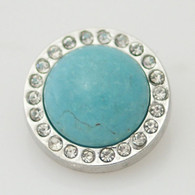 TURQUOISE CRYSTAL PEARL