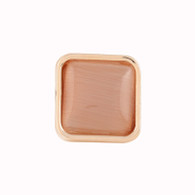 ROSE GOLD CHAMPAGNE STONE  Z-CHARM