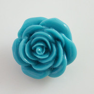 TURQUOISE ROSE- 3D