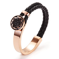 LUXE ASTONISHING  (ROSE GOLD - BLACK)