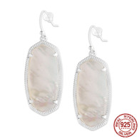 LISS - MOTHER OF PEARL (EARRINGS)