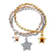 STRETCH BOHO - LUMINOUS STARS BRACELET