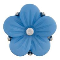 ACRYLIC - BLUE NACAR