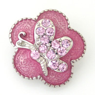 BUTTERFLY - ANTIQUE PINK