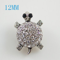 GINNY PAVE CRYSTAL TURTLE