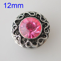 MINI DIAMOND PINK FLOWER
