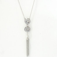 TASSEL NECKLACE - KINGDOMS LINE