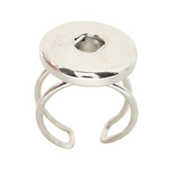 SILVER RING  - ADJUSTABLE