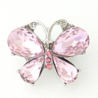 BUTTERFLY - LIGHT PINK
