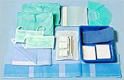 O-Pak sterile oral Surgery Drape Pack- Case of 12
