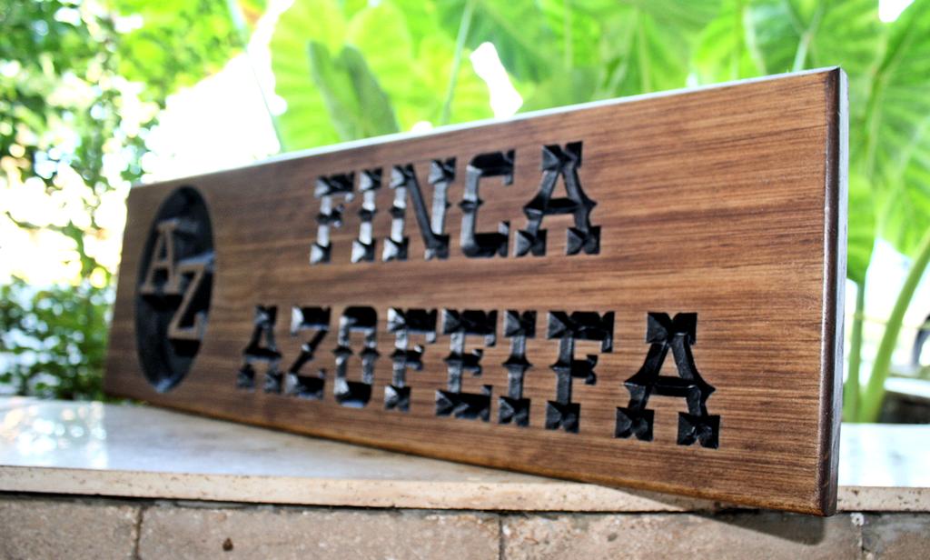 Featured Design: FINCA SIGN  #294