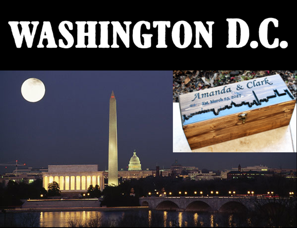 Wine box feat. Washington D.C.