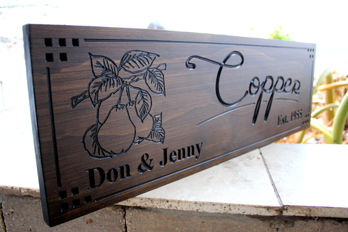 Family Sign (CWD-21)