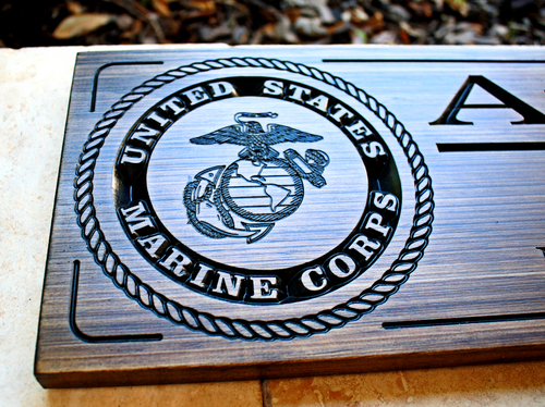 US Marines SIGN (CWD-448)