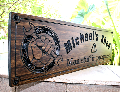 Custom Wood Sign Bbq Bbq Sign Personalized Wood Sign