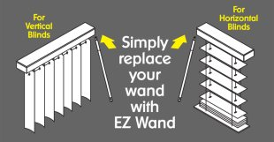 EZ-Wand simply Replace Wand