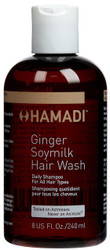 Hamadi Organics Ginger Soymilk Hair Wash