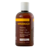Hamadi Organics Honey Soymilk Hair Wash