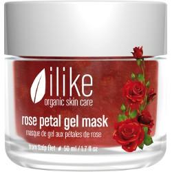 Ilike Organic Rose Petal Gel Mask