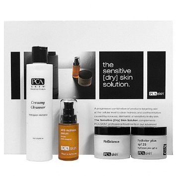 PCA SKIN The Sensitive (Dry) Skin Solution