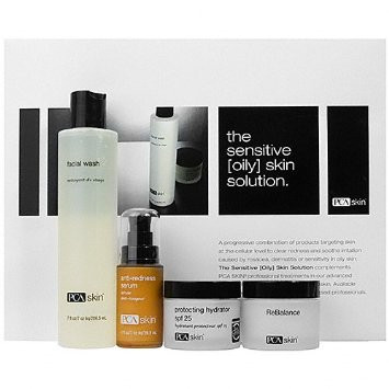 PCA SKIN The Sensitive (Oily) Skin  Solution