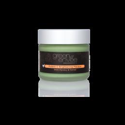 Green Envee Organics Potent C Brightening Masque w Parsley & Fennel