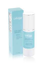 Luksus Ultra Sheer Sunscreen Daily Face Protectant SPF30