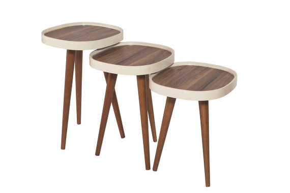 Paper Nesting Tables