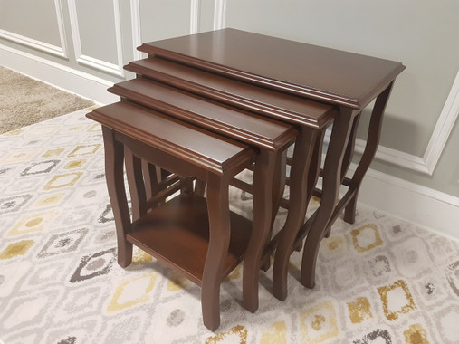 MFS102 Nesting Table - Walnut