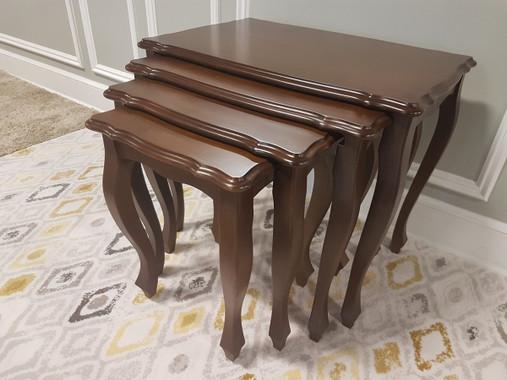 MFS146WA Nesting Table - Walnut