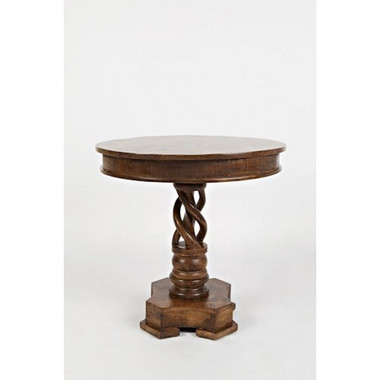 Global Archive Pedestal Table