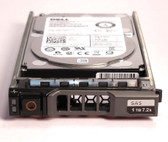"342-2006 Dell 1TB 7.2K 6Gb/s 2.5"" SAS Hard Drive"