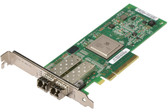 5PPRV QLOGIC 8GB Dual Port FC HBA PCI-E FS