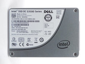 "VDPRV DELL 800GB MLC SATA 2.5"" 6Gb/s SSD Enterprise DC S3500 Series REF"