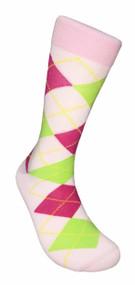 FineFit Argyle Dress Socks (AD379) - 1 Dozen
