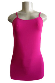 F&F Women's Camisole - Fuchsia (10 pieces)