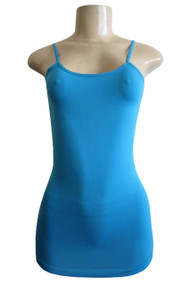F&F Women's Camisole - Turquoise (10 pieces)