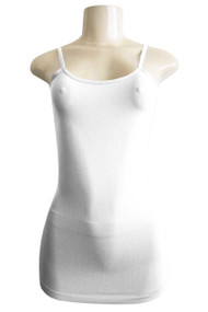 F&F Women's Camisole - White (10 pieces)