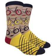 FineFit Novelty Socks - The Biker (NV017) - 1 Dozen