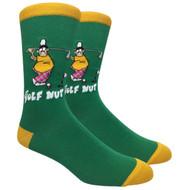 FineFit Novelty Socks - Golf Nut (NV021) - 1 Dozen