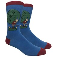 FineFit Novelty Socks - The Hiker (NV023) - 1 Dozen