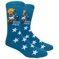 FineFit Novelty Socks - Office Joker (NV026) - 1 Dozen