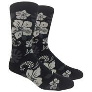 FineFit Novelty Socks - Aloha (NV041) - 1 Dozen