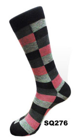 FineFit Square Dress Socks (SQ276) - 1 Dozen