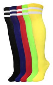 Julietta Over The Knee Socks (SR714) - 1 Dozen