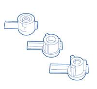"PCC2000 Large Nozzle Jet Inserts (1/4"", 3/8"", 1/2"")"