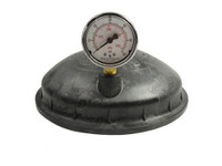 Paramount Water Valve Top with Pressure Gauge