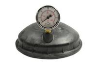 Paramount Water Valve Top with Pressure Gauge