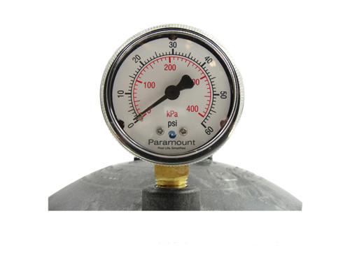 Paramount Pressure Gauge